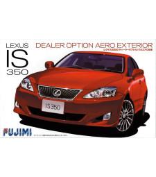 1:24 Автомобил ID-125 Lexus IS350 with option parts