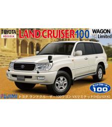1:24 Автомобил ID-137 Toyota Land Cruiser 100 WAGON