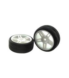 1:10 Wheel Complete (02018+02019) 2P