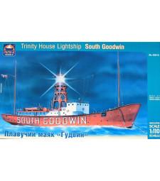 """1:110 Британски кораб с фар Тринити Хаус """"Южен Гудуин"""" (Trinity House """"South Goodwin"""")"""