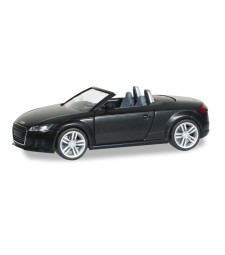 AUDI TT ROADSTER, BRILLIANT BLACK