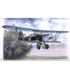 1:72 Съветски разузнавателен самолет Polikarpov R-Z