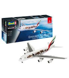 """1:144 Самолет Airbus A380-800 Emirates """"Wild Life"""""""