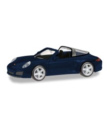 1:87 PORSCHE 911 TARGA 4, NIGHT BLUE METALLIC