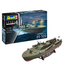 1:72 Патрулна торпедна лодка Patrol Torpedo Boat PT-109
