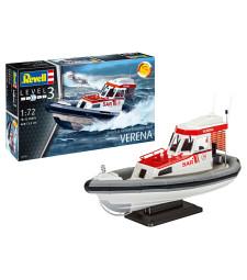 1:72 Лодка Search & Rescue Daughter-Boat VERENA