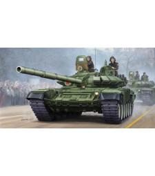 1:35 Съветски танк  T-72Б Модел 1989 MBT – Cast Turret