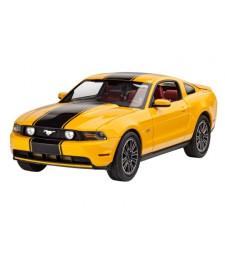 1:25 Автомобил 2010 Ford Mustang GT