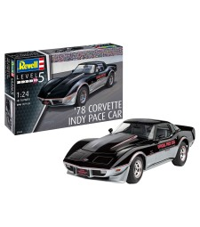 1:24 Автомобил '78 Corvette Indy Pace Car