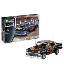 1:24 Автомобил '56 Chevy Customs