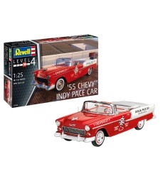1:25 Автомобил '55 Chevy Indy Pace Car