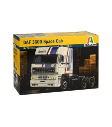 1:24 Камион влекач ДАФ 3600 Спейс Каб (DAF 3600 SPACE CAB)