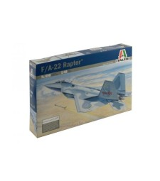 1:48 Американски изтребител F-22 Раптор (Хищник) (F-22 RAPTOR)