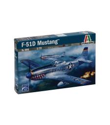 1:72 Американски изтребител P-51D MUSTANG