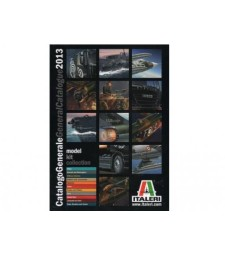 Каталог Italeri Models & Model kit Catalogue 2013