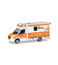 """Mercedes-Benz Sprinter Fahrtec RTW """"Rettungsdienst Dulmen"""""""
