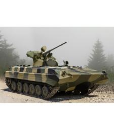 1:35 Съветска бойна машина на пехотата БМП-1 (BMP-1 Basurmanin IFV)
