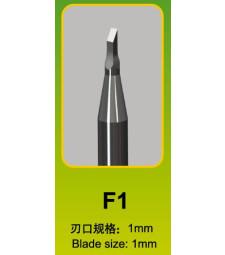 Длето Master Tools F11x1mm