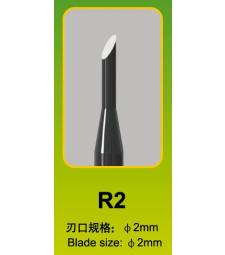 Длето Master Tools R22mm, кръгъл връх