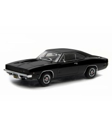Bullitt (1968) - 1968 Dodge Charger - Hollywood Series 3