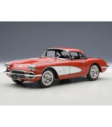 Chevrolet Corvette 1958 (signet red)