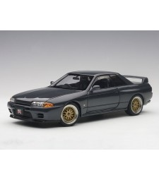 Nissan Skyline GT-R (R32) Tuned Version, Gun Grey Metallic