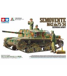 1:35 Германски танк Semovente M42da M42/74