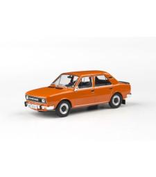 Skoda 120L (1982) - Orange Brilliant