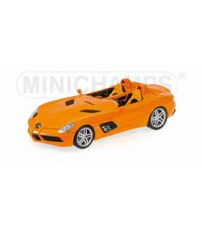 MERCEDES-BENZ SLR STIRLING MOSS (Z199) - 2009 - ORANGE