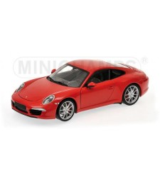 PORSCHE CARRERA S (991) - 2011 - RED