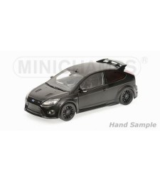 FORD FOCUS RS 500 - 2010 - MATT BLACK