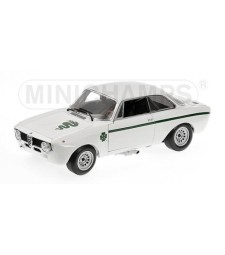 ALFA ROMEO GTA 1300 JUNIOR - 1972 - WHITE