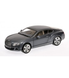 BENTLEY CONTINENTAL GT - 2011 - GREY METALLIC