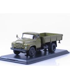 ZIL-130-76 Flatbed Truck - khaki