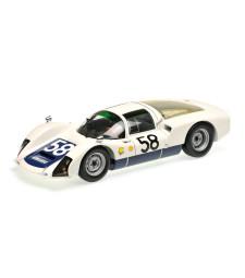 PORSCHE 906K - KLASS/STOMMELEN - 24H LE MANS 1966