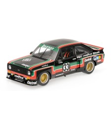 FORD ESCORT II RS 1800 - ´CASTROL´ - ARMIN HAHNE - ADAC SUPERSPRINT DRM 1976 L.E. 1080 pcs.