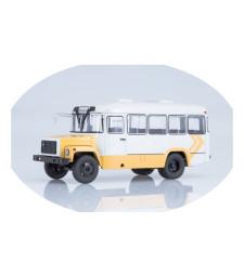 Bus KAVZ-3976 /white-beige/