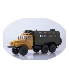 URAL-4320 kung /beige-khaki/