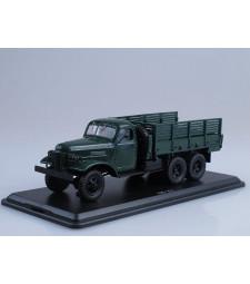 ZIS-151 Flatbed Truck (dark green)
