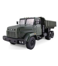 KrAZ-6510 Military Dump Truck