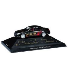 """Mercedes-Benz S-class """"Herpa Christmas car 2013"""""""