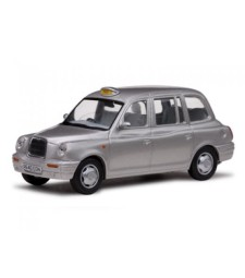 TX1 LONDON TAXI CAB 1998 - Platium silver