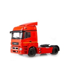 KAMAZ_5490 tractor truck /red/