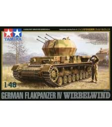 1:48 Немска самоходна противовъздушна установка Flakpanzer IV Wirbelwind