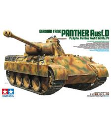 1:35 Германски танк Panther Ausf.D Pz.Kpfw. Panther Ausf. D (Sd.Kfz. 171)