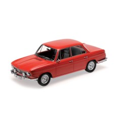 BMW 1800 TI - 1965 - RED