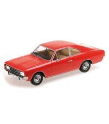 OPEL REKORD C COUPE - 1966 - RED