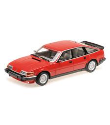 ROVER VITESSE 3.5 V8 – 1986 – RED