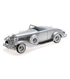 DUESENBERG SJN (SUPERCHARGED) CONVERTIBLE COUPE - 1936 L.E. 999 pcs.
