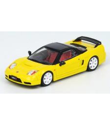 Honda Nsx-R Na2 With Extra Wheels, Yellow